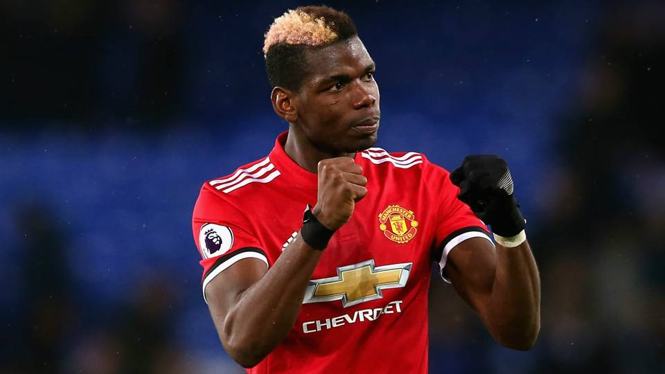 What is Paul Pogba's net worth and how much does the Man Utd star earn?