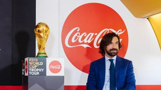 Andrea Pirlo Coca-Cola