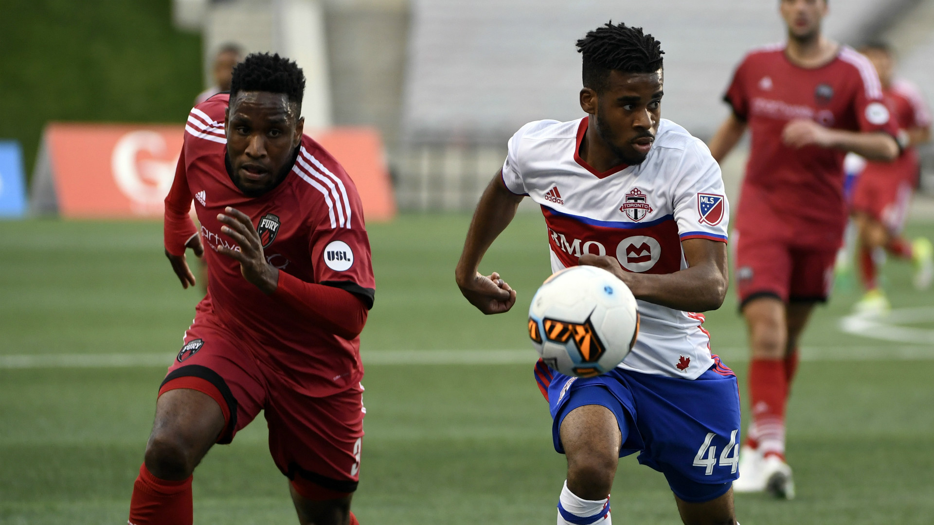 Eddie Edward Raheem Edwards Ottawa Fury Toronto FC