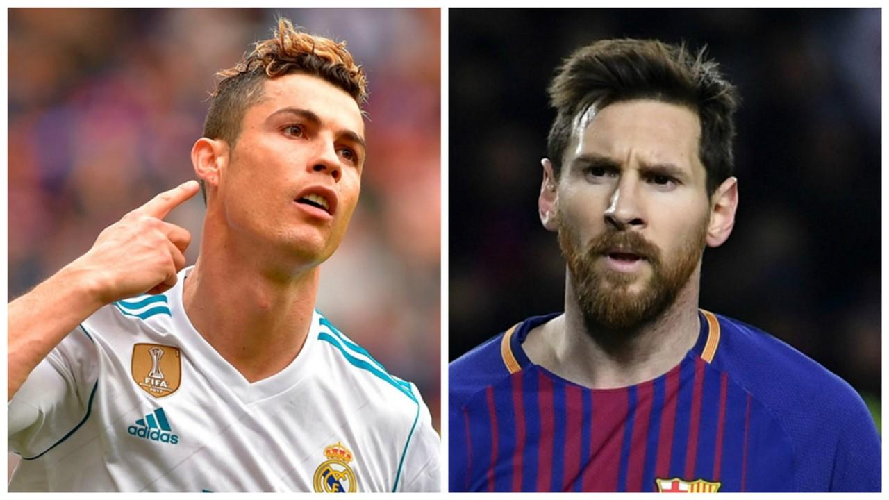 GFX Cristiano Ronaldo Messi