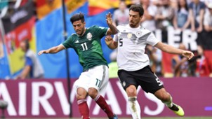 Vela Hummels México Alemania
