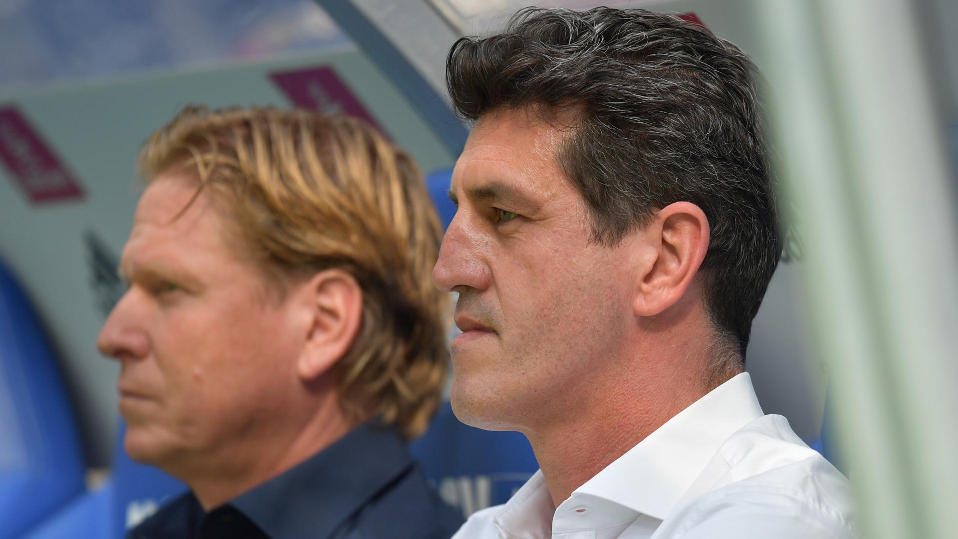 HSV erstmals mit 17-jährigem Arp zu Beginn gegen Stuttgart