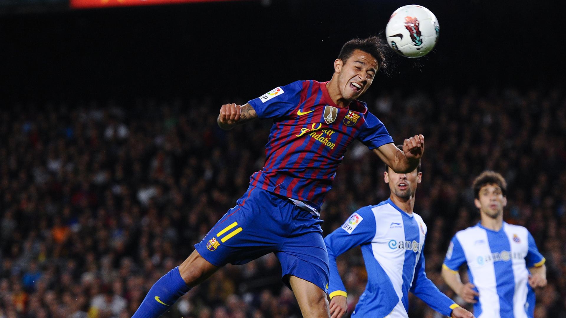 Thiago Barcelona 2012