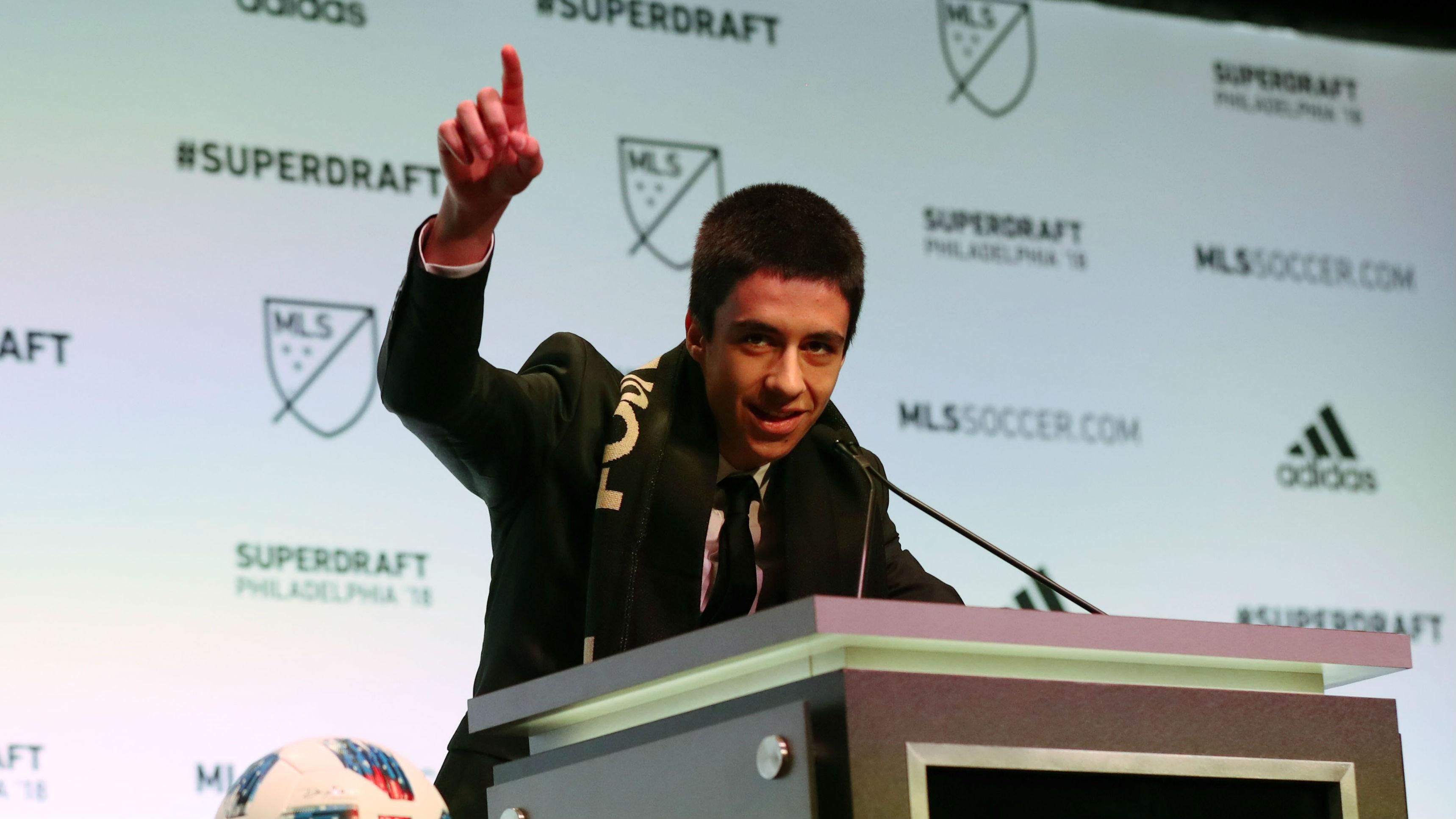 Joao Moutinho LAFC draft
