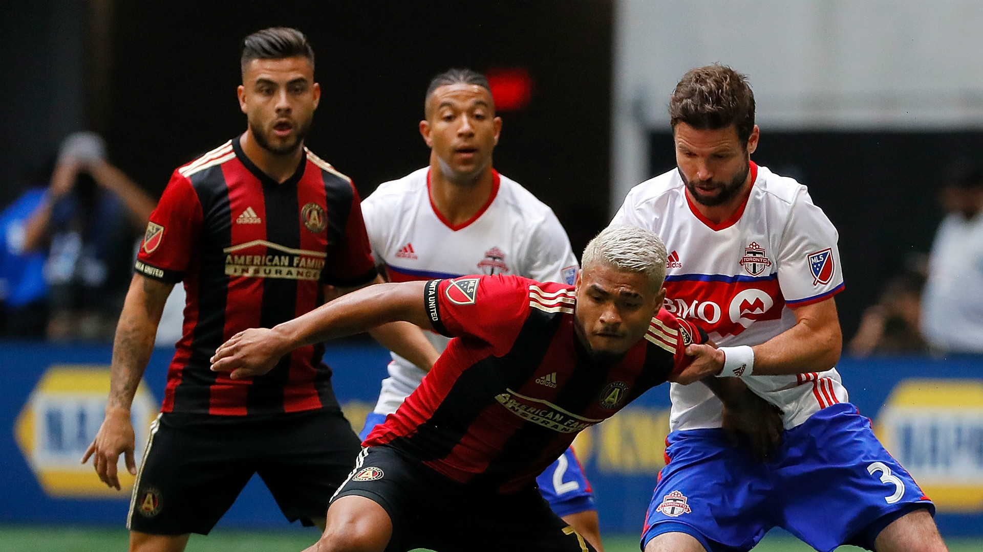 Atlanta United Toronto FC MLS 10222018