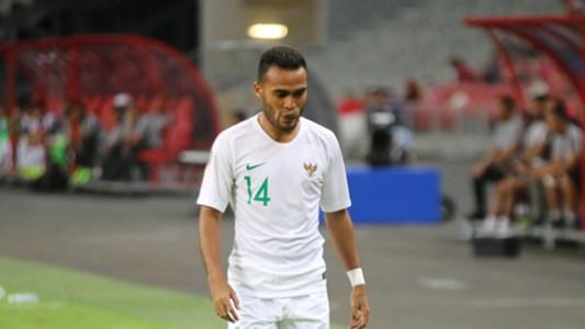 Rizky Pora - Timnas Indonesia