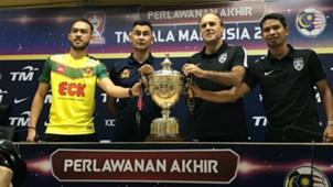 Safiq Rahim, Ulisses Morais, Johor Darul Ta'zim, Khairul Helmi, Nidzam Adha, Kedah