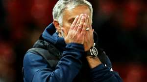 JOSE MOURINHO MANCHESTER UNITED LEAGUE CUP 25092018