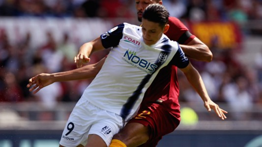 Mariusz Stepinski Roma Chievo Serie A