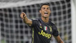 Cristiano Ronaldo Frosinone 23.9.18
