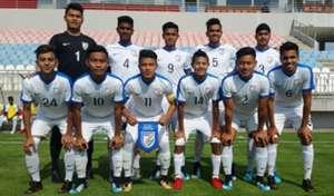 India U-16 vs Jordan