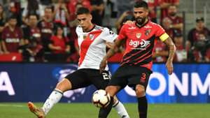 Martinez Quarta Lucho Gonzalez Athletico Paranaense River Recopa Sudamericana 22052019