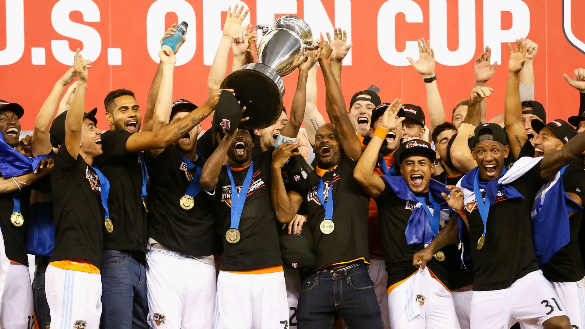 Houston Dynamo U.S. Open Cup 2018