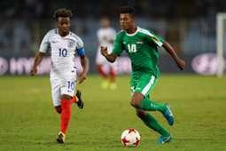 England U17 Iraq U17