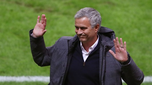 Jose Mourinho Manchester United Europa League Final
