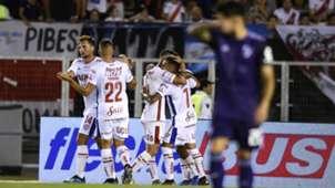 festejo Union River Plate Superliga 23012019