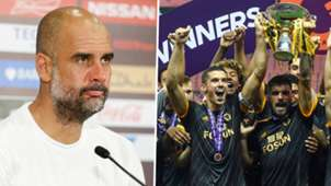Pep Guardiola Wolves Premier League Asia Trophy