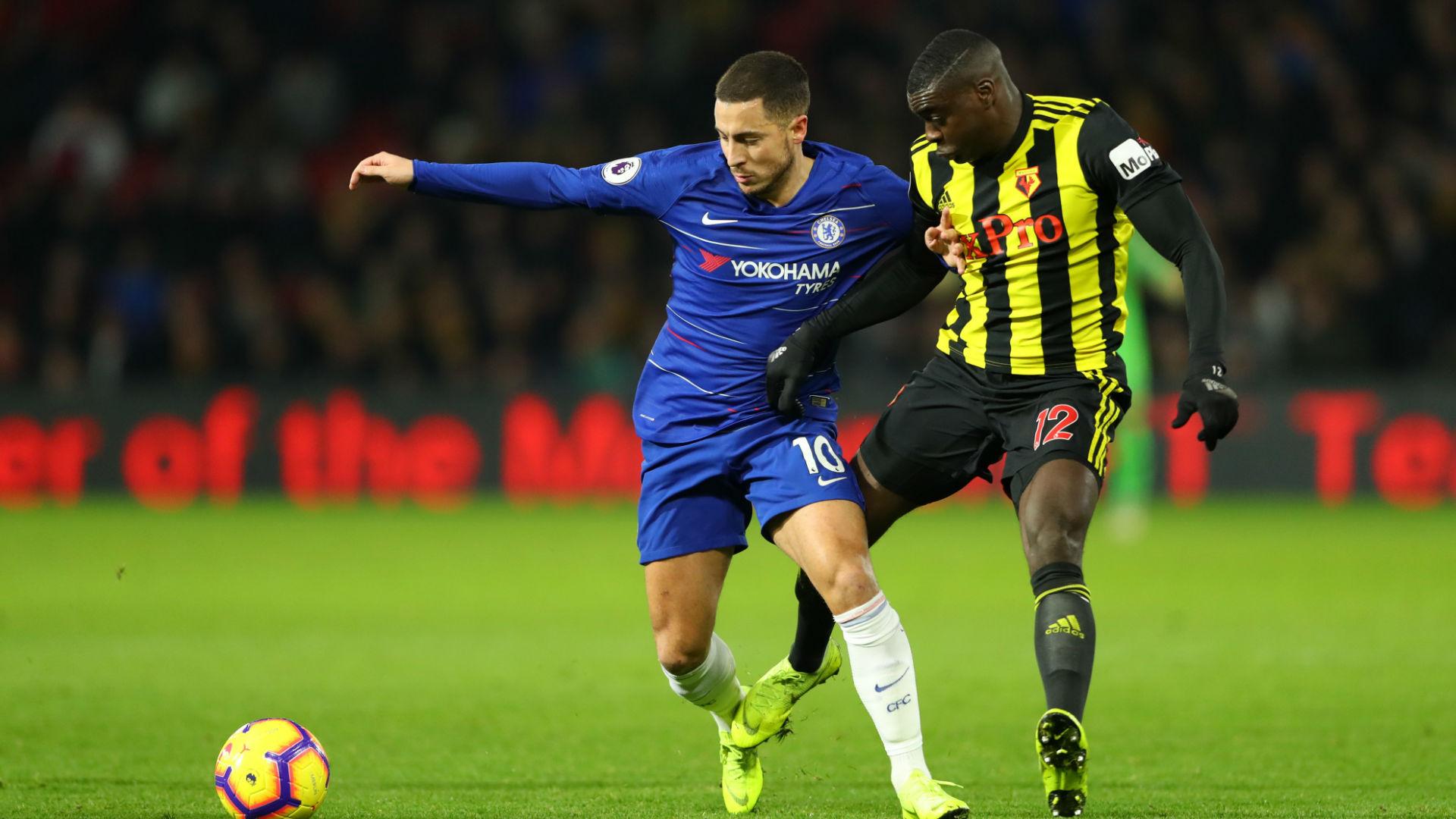 Hazard Chelsea Watford