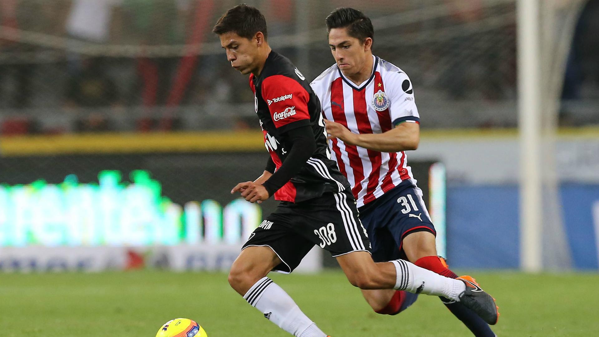 Alan Cervantes Chivas