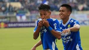 Beckham Putra Nugraha - Febri Hariyadi Persib Bandung - Persiwa Wamena 11022019