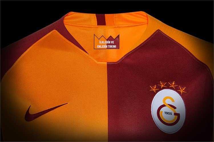 Galatasaray Trikot 2018/19