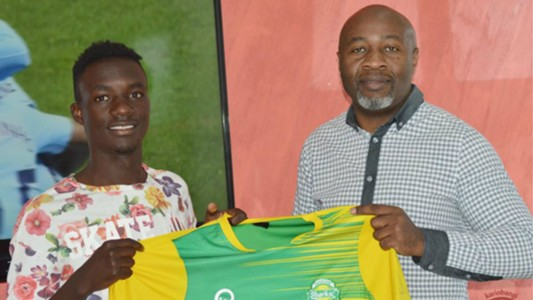 Kariobangi Sharks new signing.