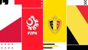 Polonia UNDER21 - Belgio UNDER21 tv streaming