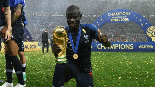 Kante explains what World Cup joy feel likes