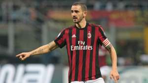 Bonucci Milan Italian Cup