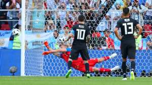 Messi Iceland penalty 2018