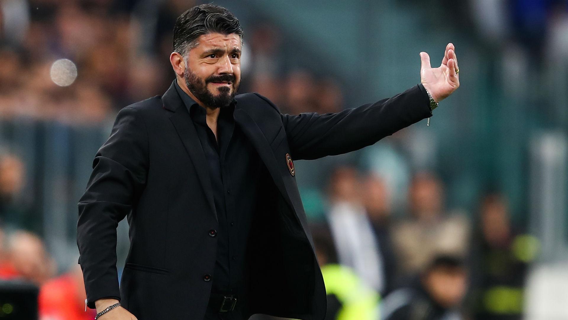 Gattuso Milan Serie A