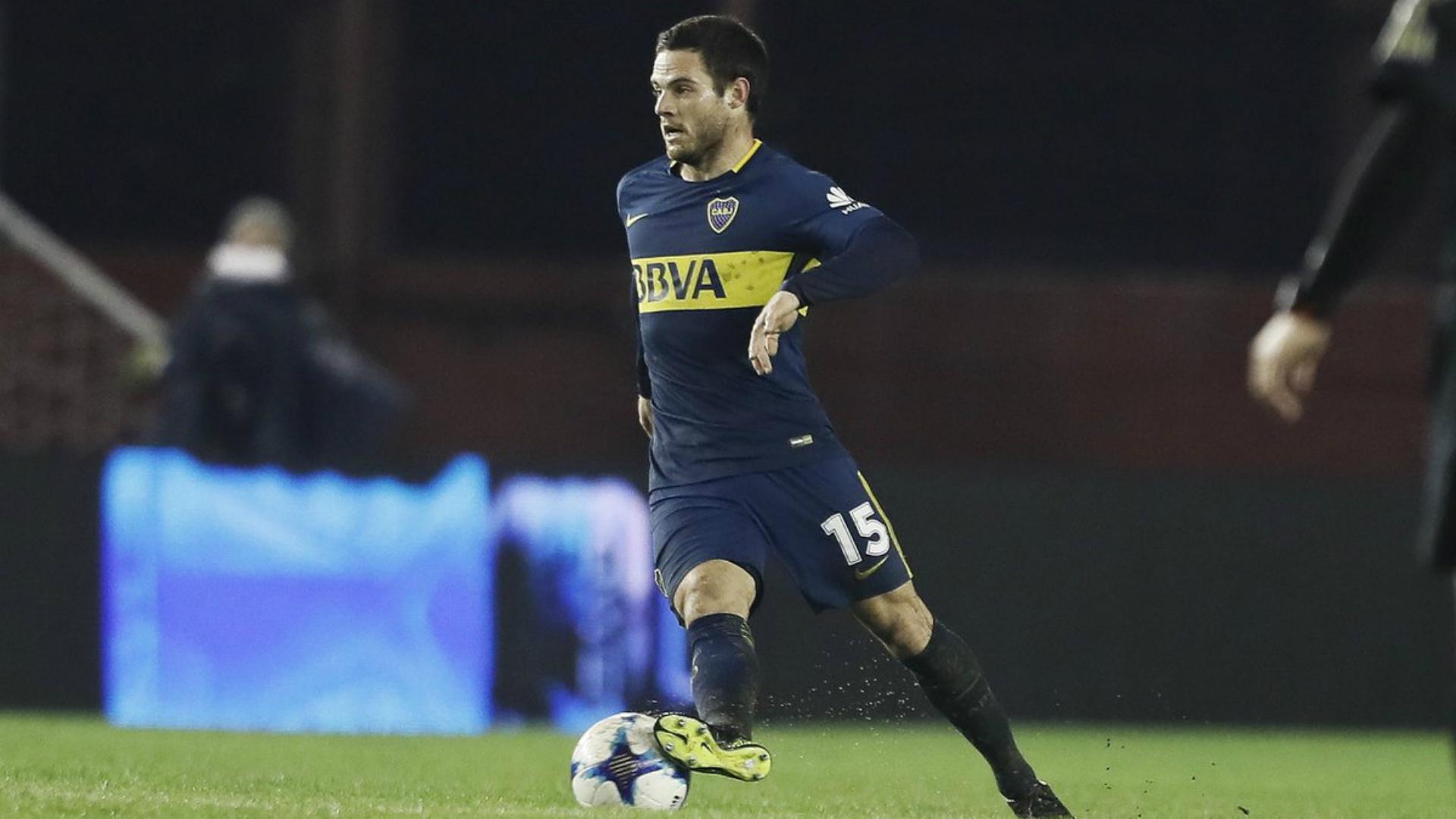 Nandez Lanus Boca Fecha 2 Superliga Argentina 10092017