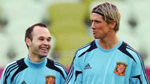 'You haven't left yet and I miss you already' - Iniesta pens emotional farewell message to retiring Torres