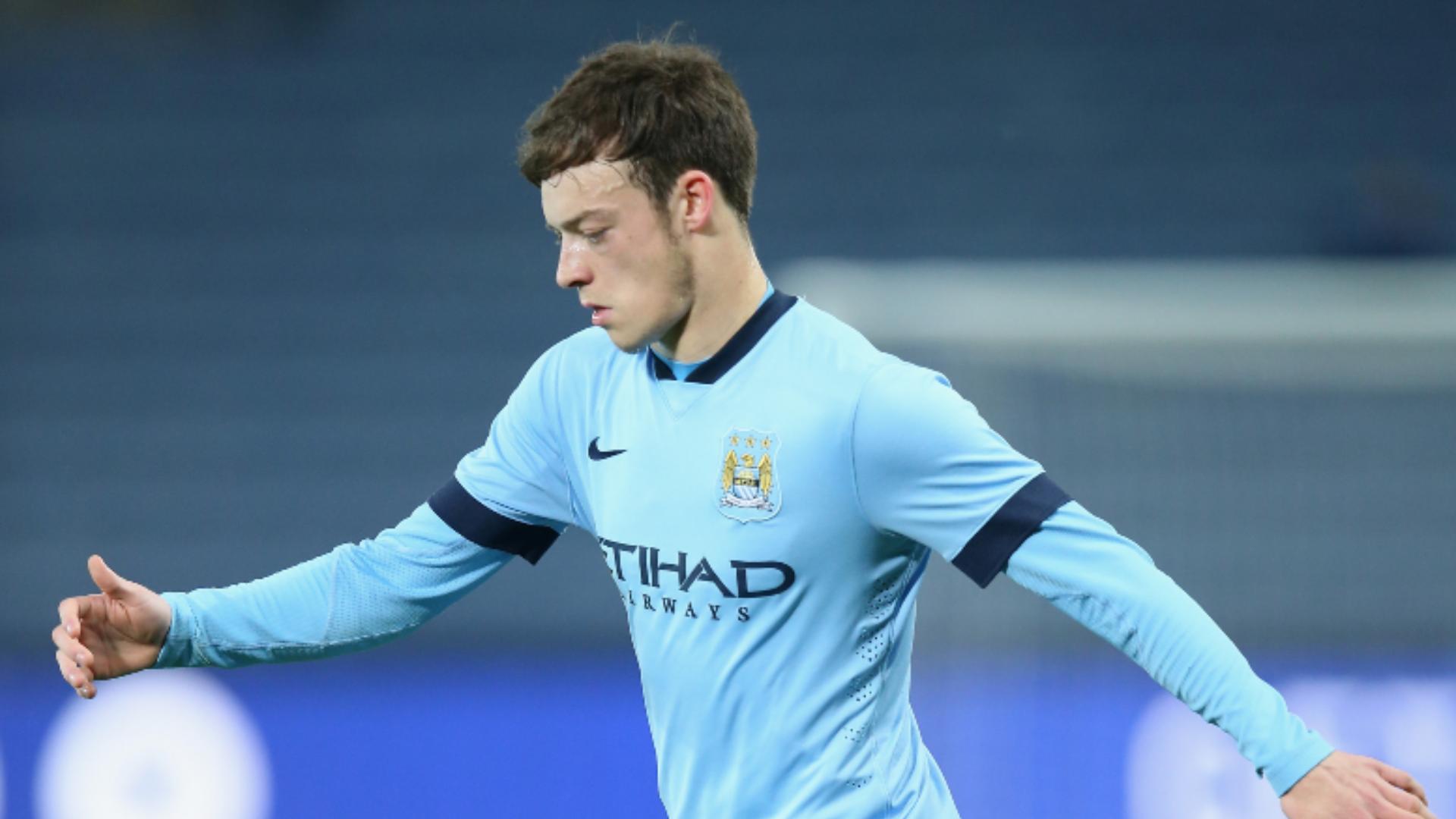 Brandon Barker Manchester City 2016