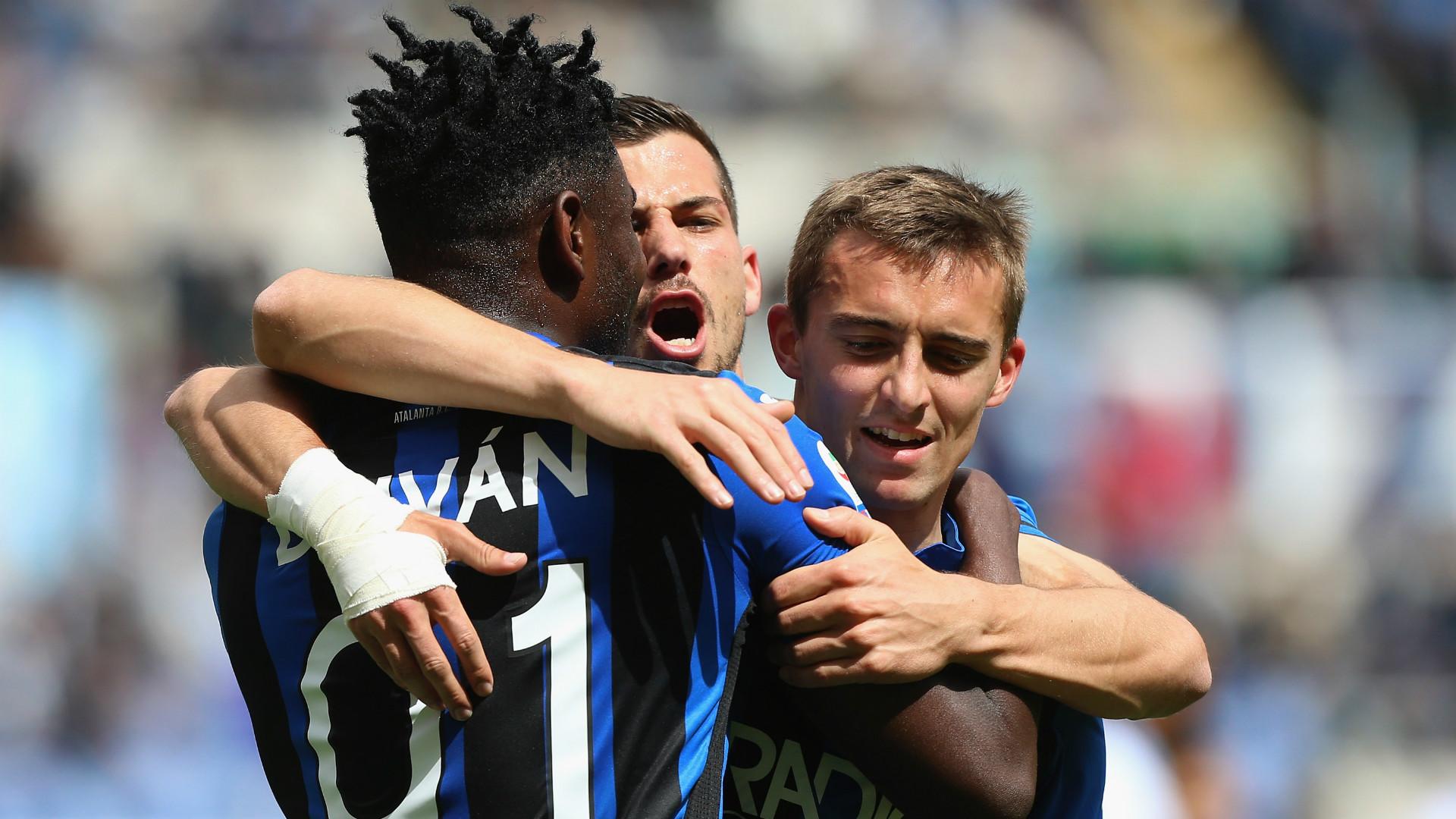 Lazio Atalanta Zapata Freuler Castagne