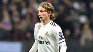 Luka Modric Real Madrid CSKA UEFA Champions League 02102018