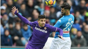 Giovanni Simeone Hysaj Napoli Fiorentina Serie A