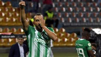 Hernán Barcos Atlético Nacional Liga Águila 2019