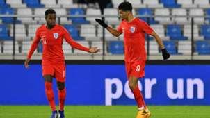 Dominic Solanke Italy England Under 21
