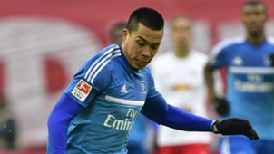 HD Bobby Wood Hamburg Bundesliga