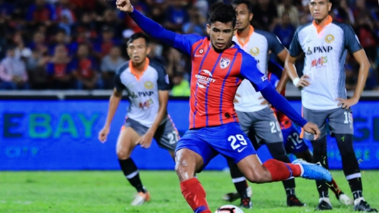 WATCH: JDT hammer PKNP for 5 to make up for past result