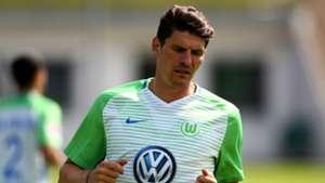 Mario Gomez VfL Wolfsburg 0717