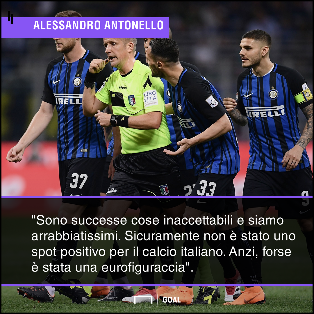 Inter, Antonello: