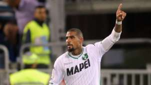 Kevin-Prince Boateng Sassuolo
