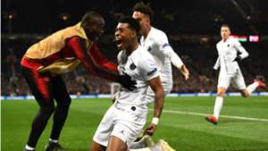 Presnel Kimpembe Manchester United PSG Champions League 12022019