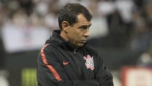 Fabio Carille Corinthians Mirassol 07032018 Paulista