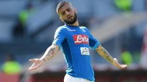 Insigne Napoli Chievo Serie A