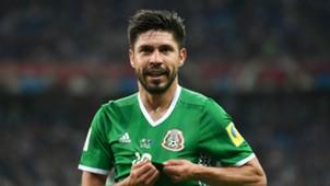 Oribe Peralta México - Nueva Zelanda Copa Confederaciones