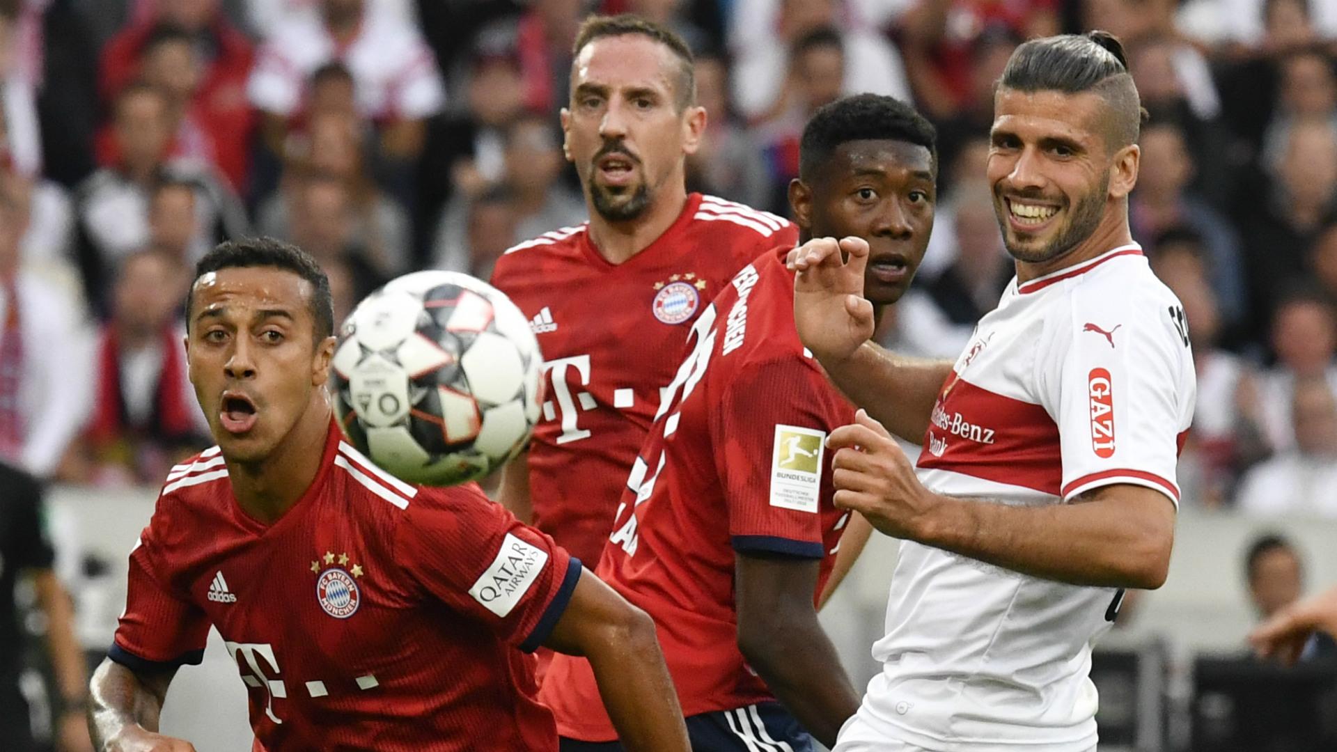 Bundesliga Begegnungen Heute