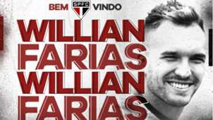 Willian Farias São Paulo 03012018
